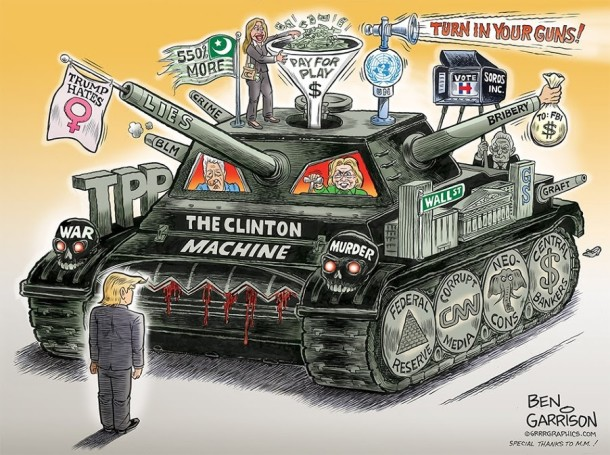 CLinton Machine