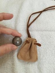 Meteorite ball