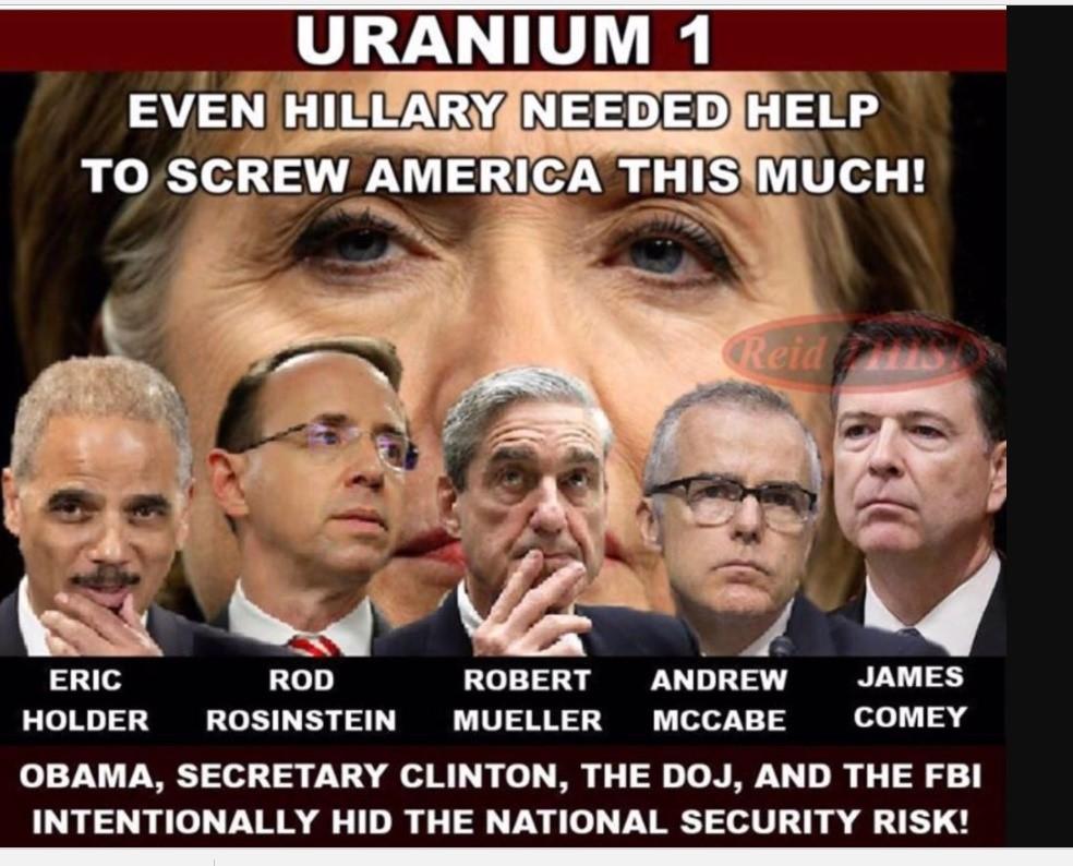 Uranium One Meme