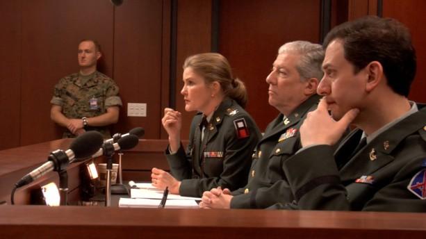 military tribunals