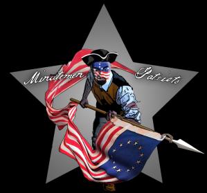 Minutemen patriots
