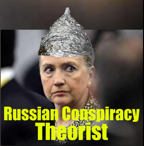 Russian Conspiracy Theorist