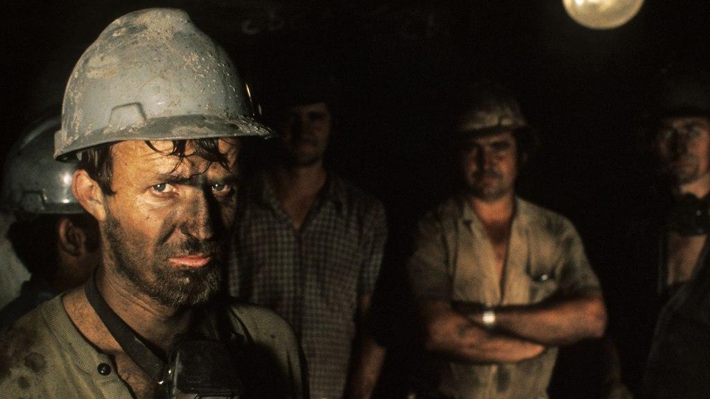 Coal miners 2
