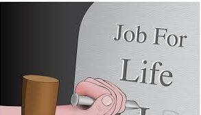 job for life