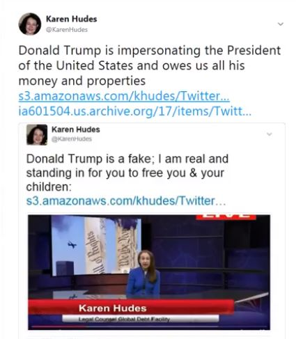 Karen Hudes
