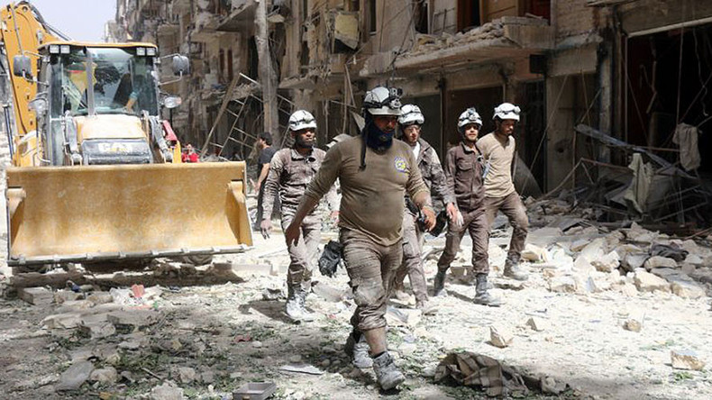 Why Trump is Funding the White Helmets – At Least for Now – Patriots for  Truth b9e3a47af