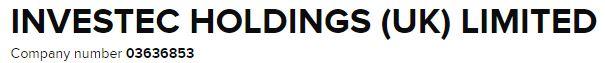 Investec Holdings
