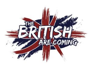 British are coming