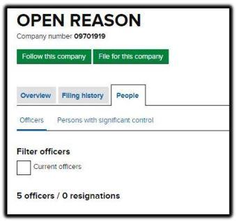 Open reason 4