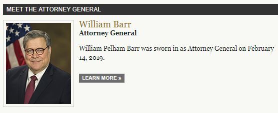 william barr ag