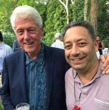 felix sater and clinton