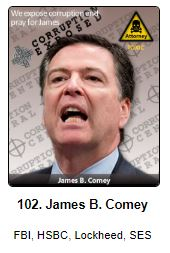 james comey afi
