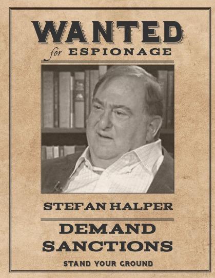 Wanted Stefan Halper