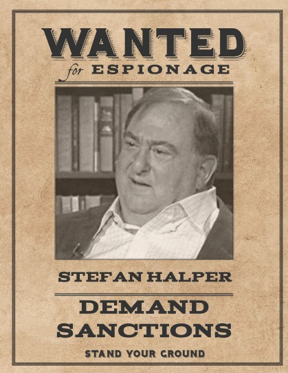 Wanted Stefan Halper