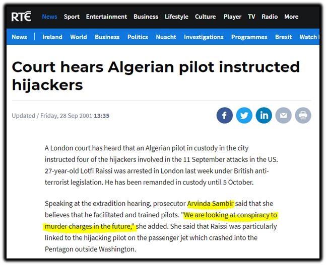 algerian pilot