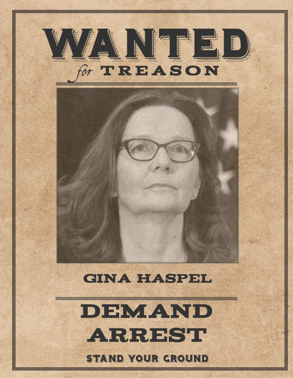 Wanted Gina Haspel.jpeg
