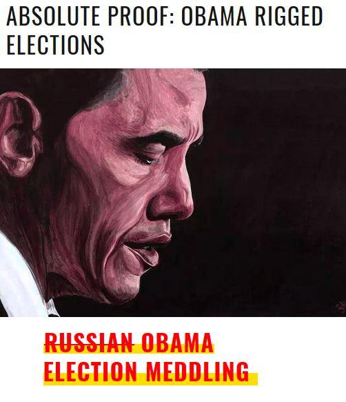 obama election rigging