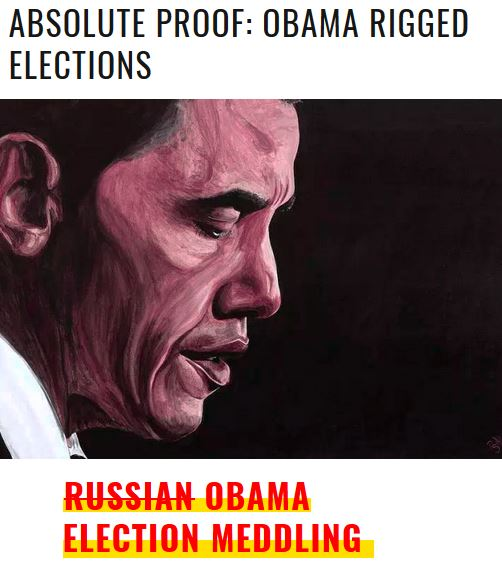 obama election rigging