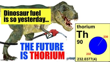 Thorium is New Energy for a New Age