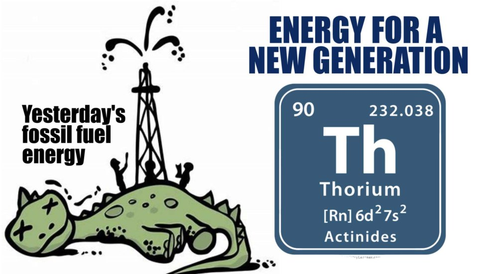 thorium new generation