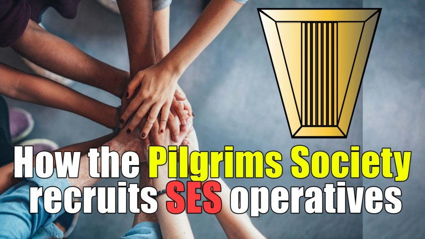 ses recruits pilgrims senior executive