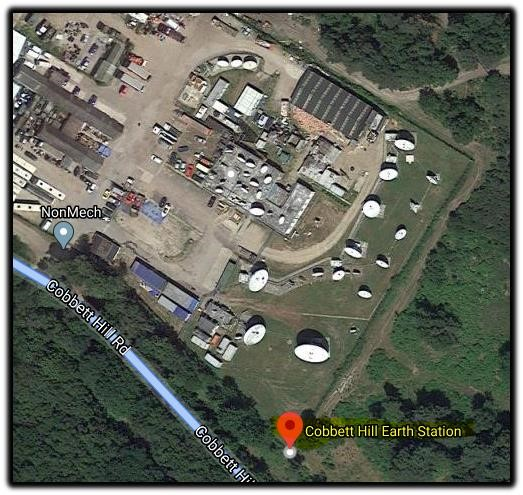 aerial view pirbright 2