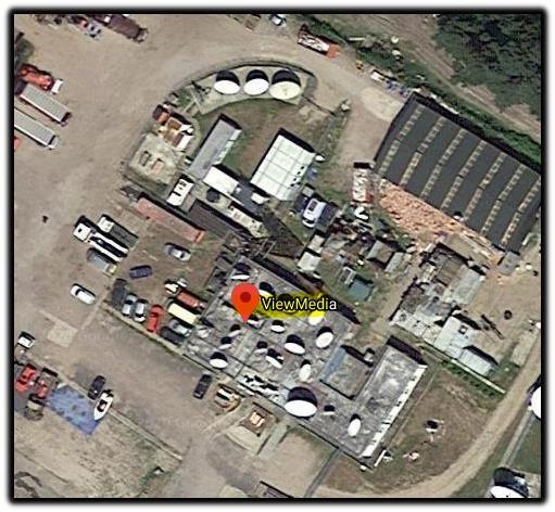 aerial view pirbright 3