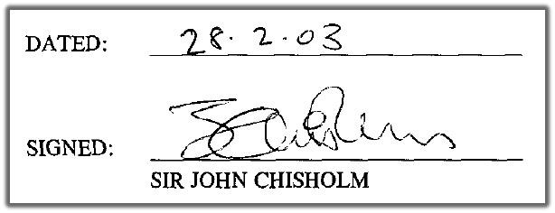 john chisholm