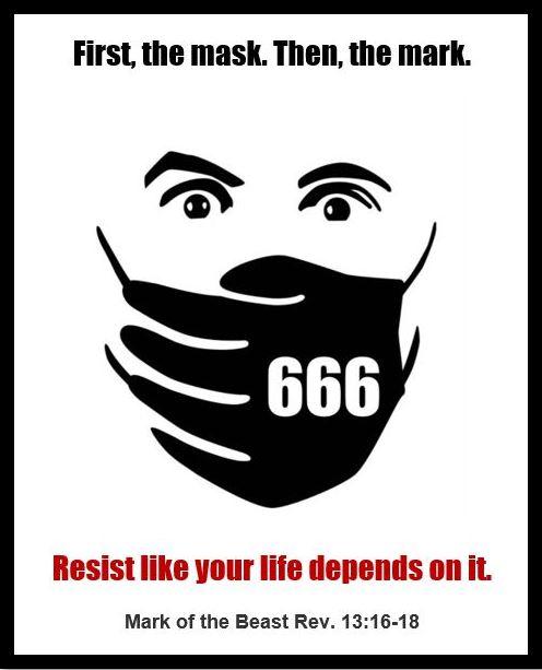mask mark 666